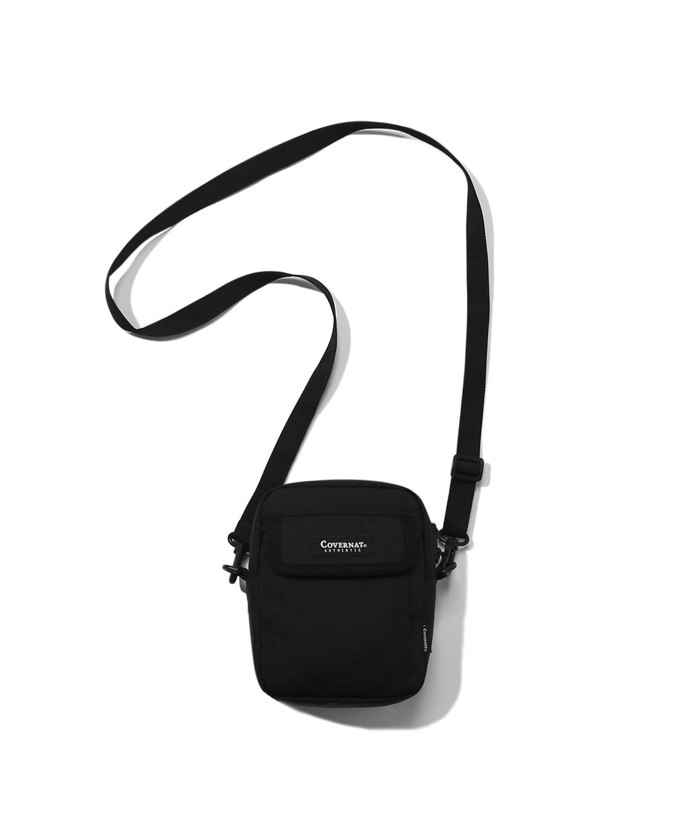 CORDURA SMALL CROSS BAG BLACK