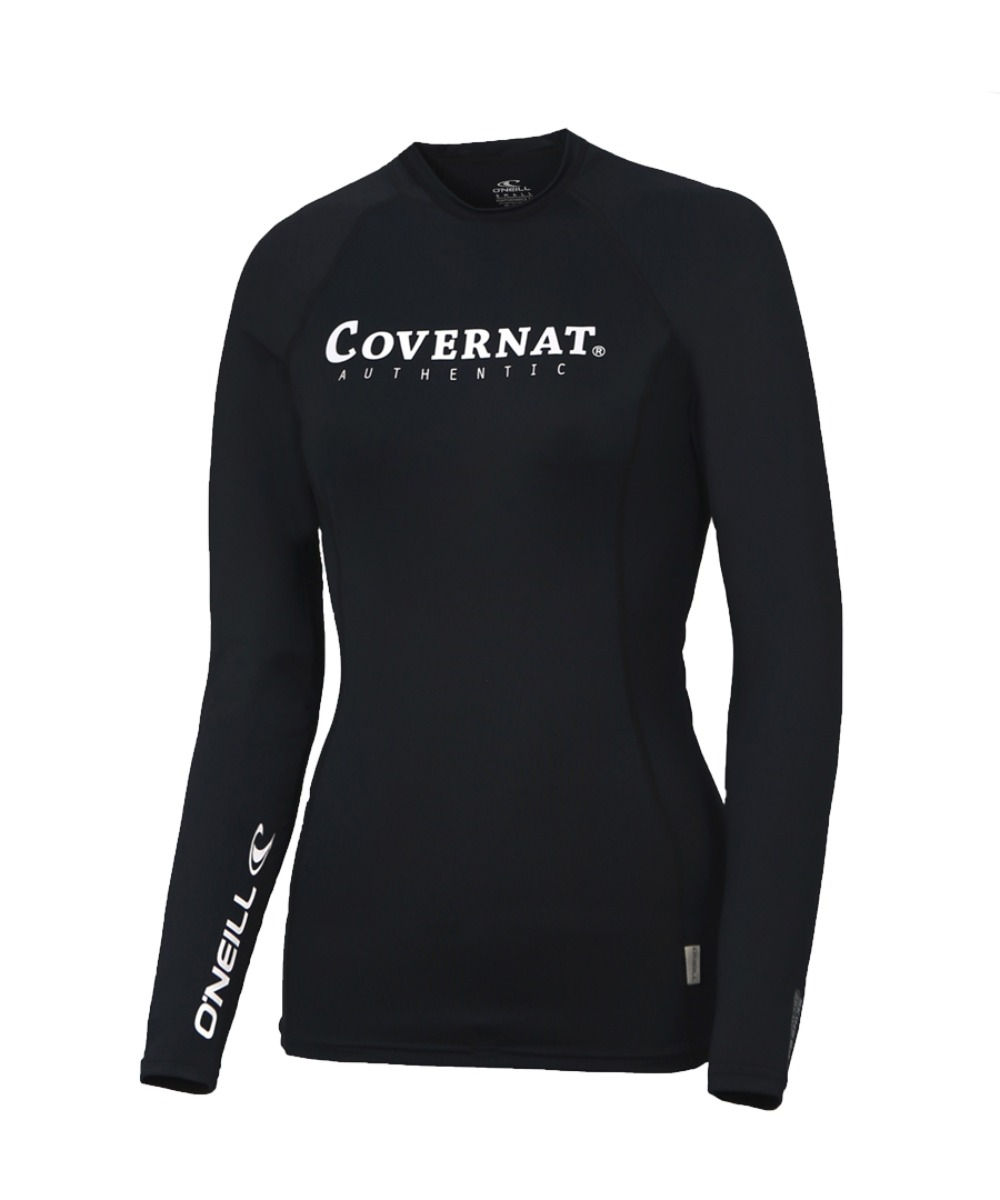 (WOMEN) COVERNAT X ONEILL SKINS RASH GUARD